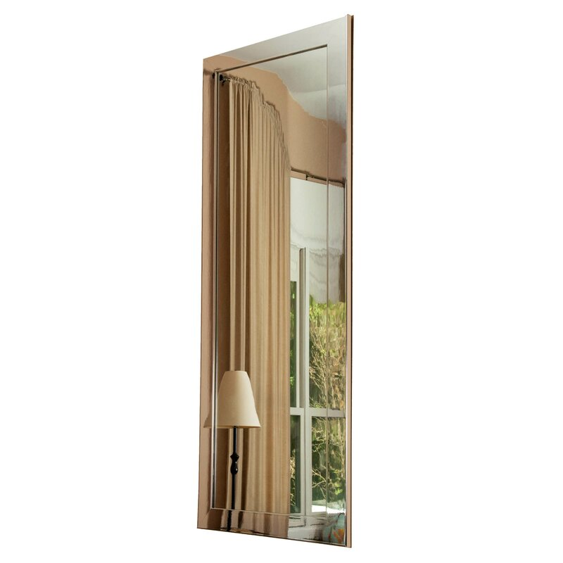 Current Trend Full Length Wall Mirror Reviews Allmodern