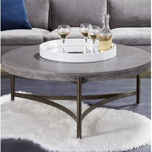 Reviews Dirksen Coffee Table by 17 Stories