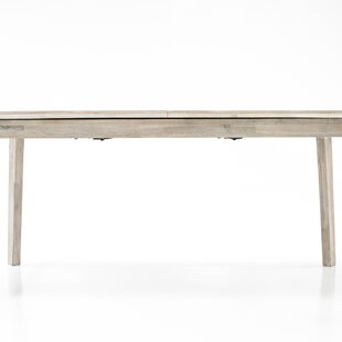Britton Extension Solid Wood Dining Table