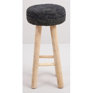 Baysidevillage 73cm Bar Stool By World Menagerie