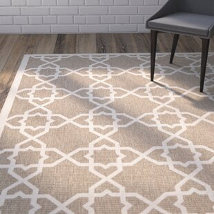 Jefferson Place Brown/Tan Indoor/Outdoor Area Rug