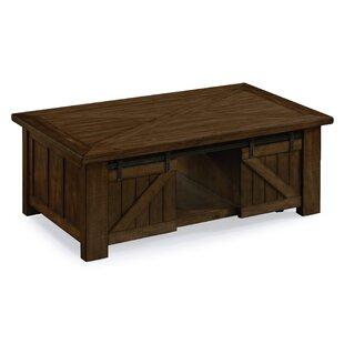 August Grove Coffee Table