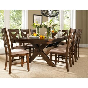 cheap dining room table and chairs. Isabell 9 Piece Dining Set Sets  Birch Lane
