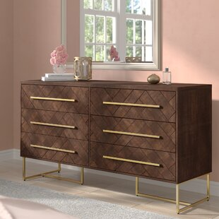 Lahaye Indigo Double Dresser by Langley Street