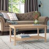 Lynn Solid Wood Coffee Table