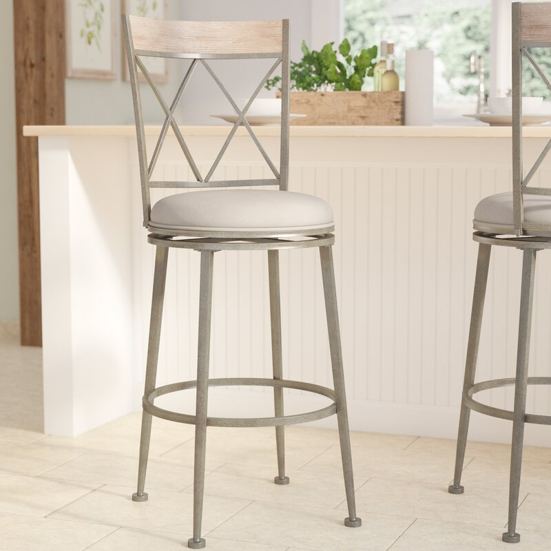 Wondrous August Grove Bar Stools Counter Height Stools Bar Stool Bralicious Painted Fabric Chair Ideas Braliciousco