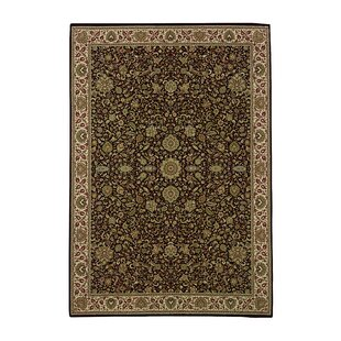 Camila Brown Indoor/Outdoor Area Rug