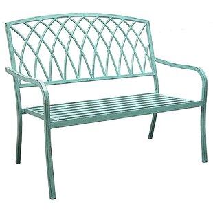 Alvis Aluminum Garden Bench