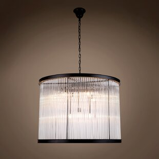 Everly Quinn Fulghum 9-Light Pendant