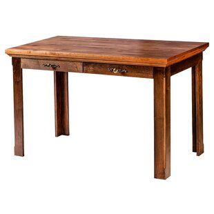 Medrano 42 W Writing Desk with Drawer