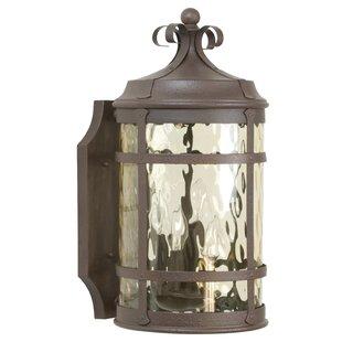 Charlton Home Oakhill 4-Light Outdoor Wall Lantern