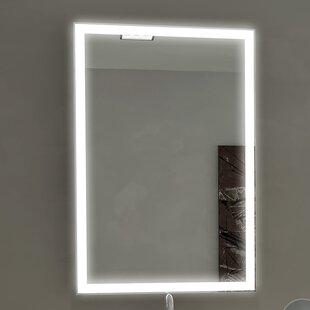 Find Kristian llluminated Bathroom / Vanity Wall Mirror ByOrren Ellis