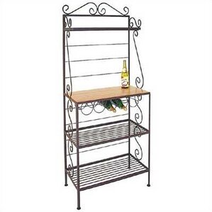 Gourmet Baker's Rack by Grace Collec..