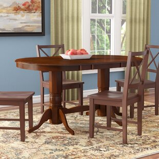 Rockdale Extendable Dining Table by Darby Home Co Spacial Price