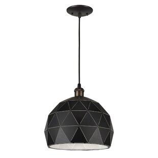 George Oliver Laura 1-Light Dome Pendant