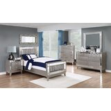 Blom Upholstered Standard 7 Piece Configurable Bedroom Set by Everly Quinn