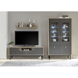 Brisa Entertainment Unit For TVs Up To 50