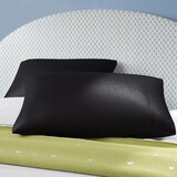 Cleary Satin 227 Thread Count 6 Piece Sheet Set