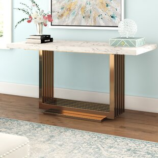 Jayleen Console Table by Willa Arlo Interiors