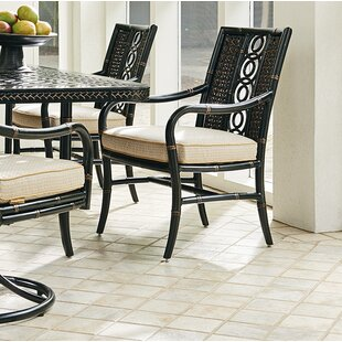 Marimba Swivel Rocker Patio Chair with Cushion