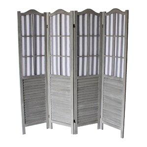 Vozelle 70 X 67 4 Panel Room Divider