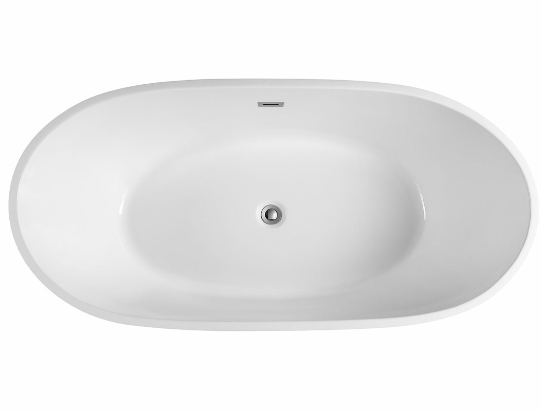 acrylic soaking tub 60 x 30. tropicana 60\ acrylic soaking tub 60 x 30