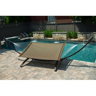 Poolside Two Person PVC-coated polyester Camping Hammock by Vivere Hammocks