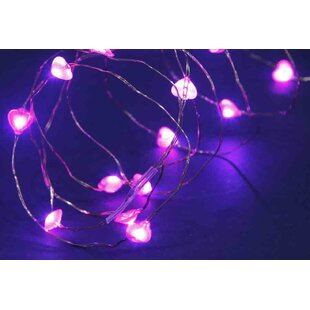 Howley 50-Light Novelty String Light By Sol 72 Outdoor