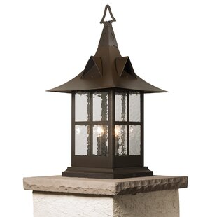 Gilbreath Candle 4-Light Pier Mount Light by Red Barrel Studio