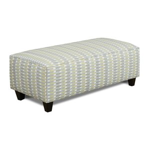 Fressia Cocktail Ottoman by Latitude Run