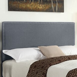 Container Upholstered Panel Headboard