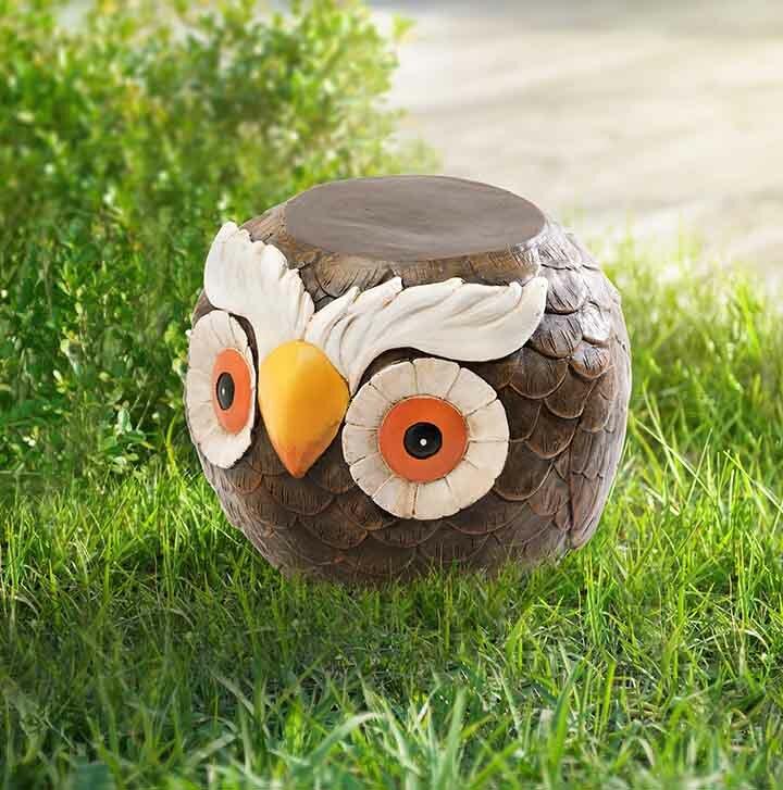 Superieur August Grove Ritter Owl Garden Stool U0026 Reviews | Wayfair