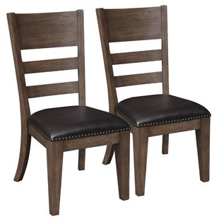 Fiorella Upholstered Dining Chair (Set of..