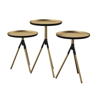 Fasching 3 Piece Nesting Tables