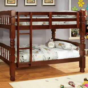 Find the perfect Fratessa Twin over Twin Bunk Bed By Harriet Bee