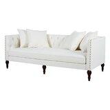 Jackson 82.5 Tuxedo Arm Sofa by Willa Arlo Interiors