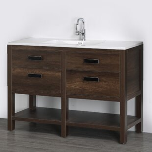 Affordable 47 Single Bathroom Vanity Set ByStreamline Bath