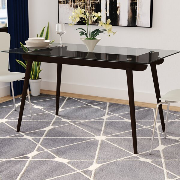 Orren Ellis Hefner Dining Table & Reviews by Orren Ellis