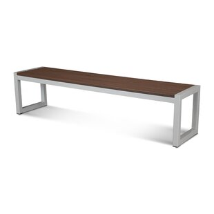 Parsons Aluminum Garden Bench by Trex Outdoor