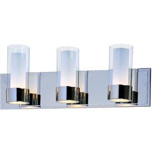 Orren Ellis Hamilton 3-Light Vanity Light