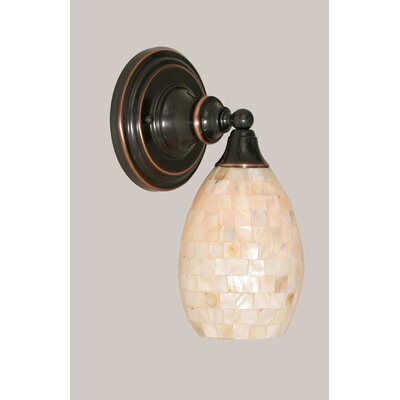 Red Barrel Studio Ernestina 1 Light Dimmable Brushed Nickel Armed Sconce Red Barrel Studio Finish Antique Bronze From Wayfair North America Daily Mail