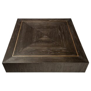 Best Reviews Delaughter Coffee Table ByWrought Studio