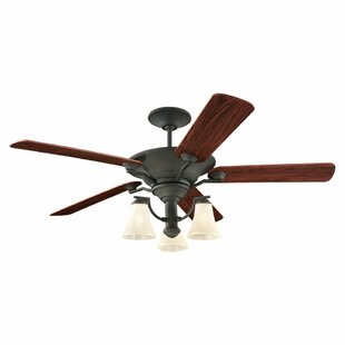 Find for 52 Selina 5 Blade Ceiling Fan By Darby Home Co