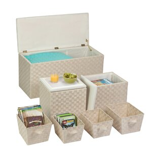 Storage Ottoman by Honey Can Do