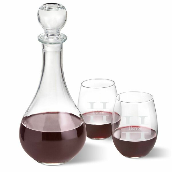 Wine Decanter With Stopper Wayfair