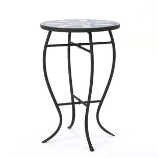 Leeds Stone/Concrete Side Table