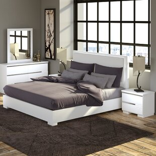 Fenner Platform 5 Piece Bedroom Set