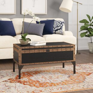 Radway Travel Coffee Table with Lift Top