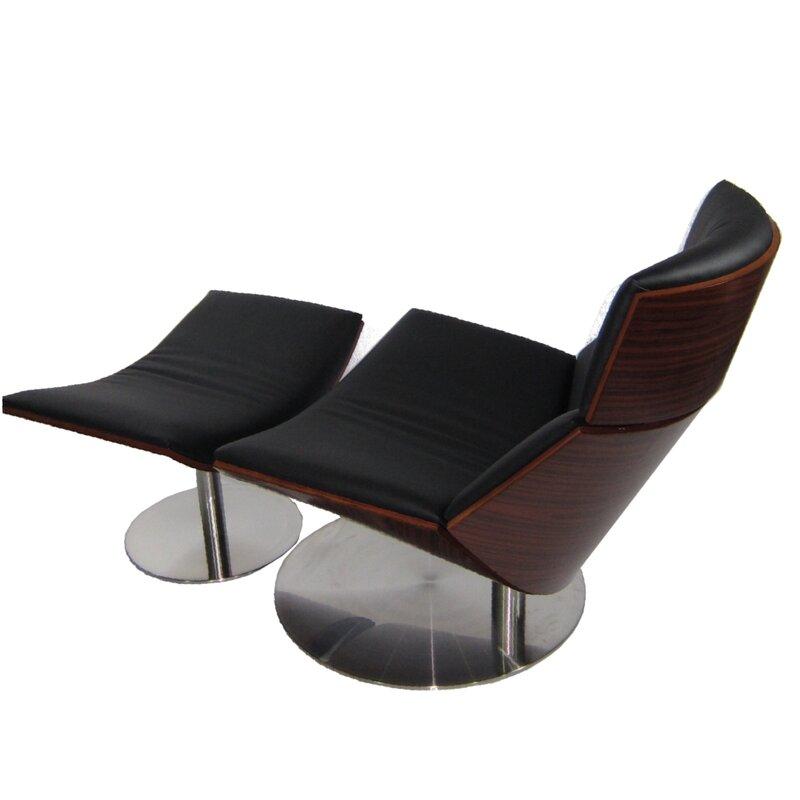 Superbe Impress Lounge Chair And Ottoman Set
