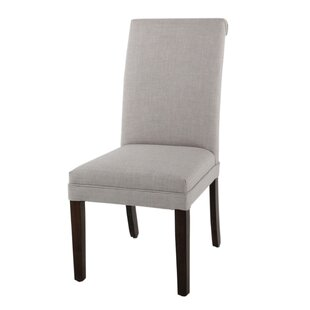 Jauss Tufted Back Upholstered Dining Chair Alcott Hill